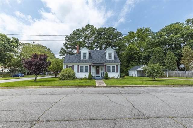 716 Cumberland Ave, Portsmouth, VA 23707 (#10389463) :: Avalon Real Estate