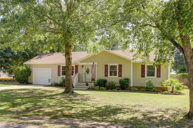 1701 Magruder Rd, Isle of Wight County, VA 23430 (#10389465) :: Atlantic Sotheby's International Realty