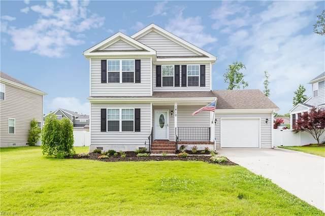 1810 Hazelwood Rd, Chesapeake, VA 23323 (#10389470) :: RE/MAX Central Realty
