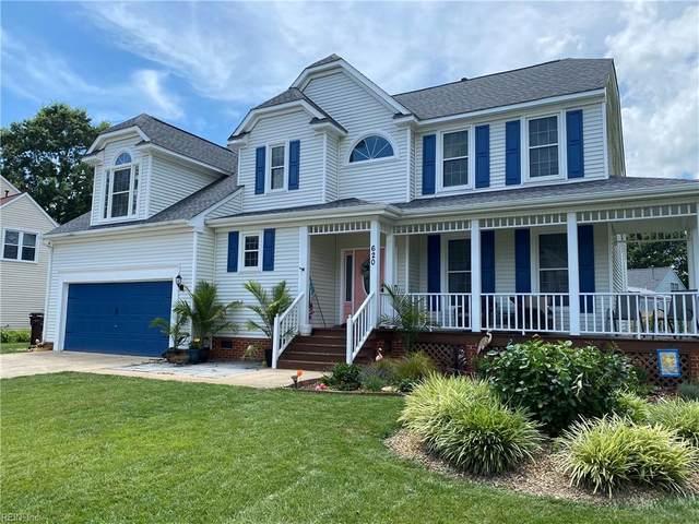 620 Sydenham Blvd, Chesapeake, VA 23322 (#10389486) :: RE/MAX Central Realty