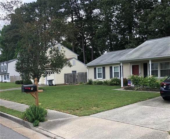 7 Lake Field Xing, Hampton, VA 23666 (#10389492) :: The Bell Tower Real Estate Team