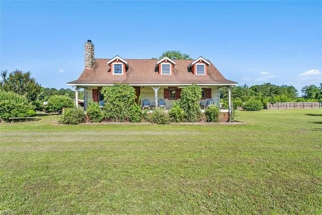 17466 Benns Church Blvd, Isle of Wight County, VA 23430 (#10389504) :: The Kris Weaver Real Estate Team