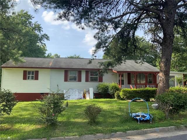 110 Bethune Dr, York County, VA 23185 (#10389518) :: Judy Reed Realty