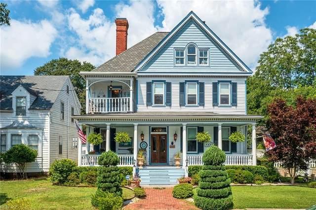 120 Mount Vernon Ave, Portsmouth, VA 23707 (#10389533) :: The Bell Tower Real Estate Team