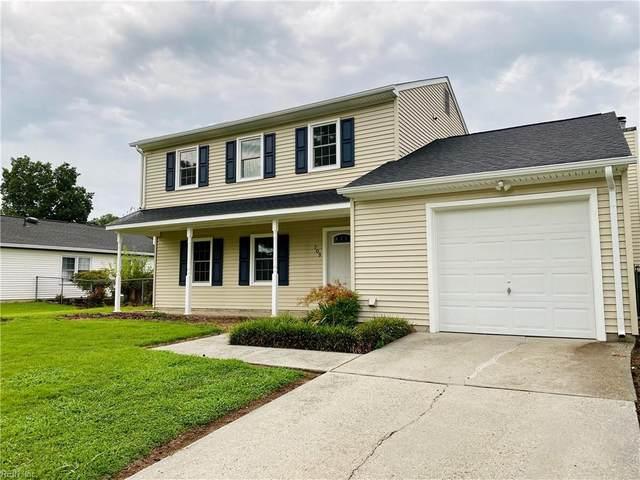709 Whisperwood Dr, Newport News, VA 23602 (#10389547) :: Avalon Real Estate