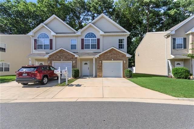 483 Old Colonial Way, Newport News, VA 23608 (#10389564) :: Rocket Real Estate