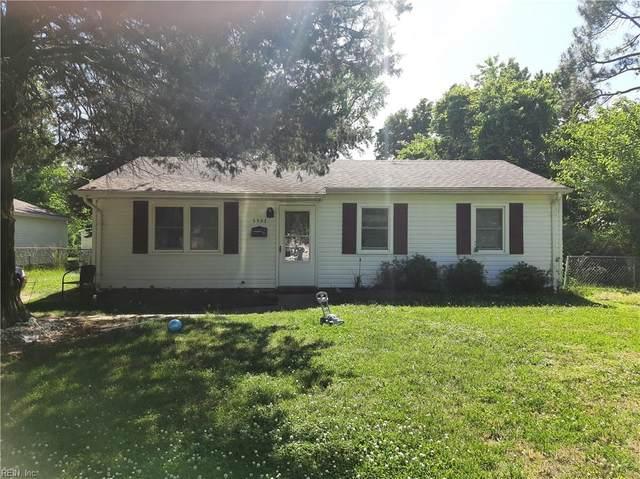 5597 Patricia Dr, Newport News, VA 23608 (#10389613) :: Crescas Real Estate