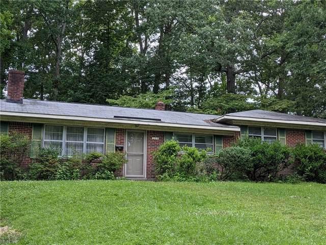 233 Christopher Wren Rd, Williamsburg, VA 23185 (#10389617) :: Momentum Real Estate