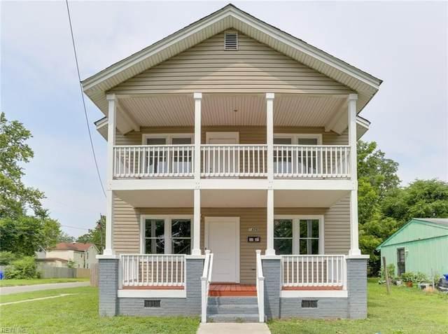 1428 Lansing Ave, Portsmouth, VA 23704 (#10389647) :: Crescas Real Estate