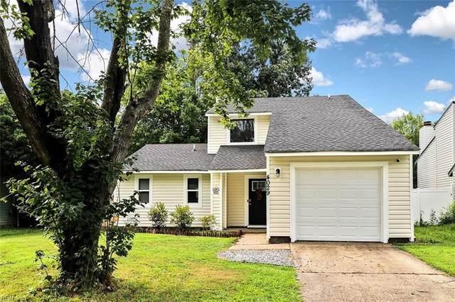 4029 Sherman Oaks Ave, Virginia Beach, VA 23456 (#10389722) :: The Bell Tower Real Estate Team