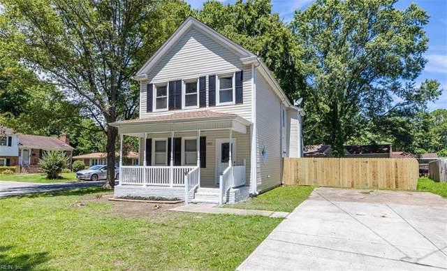 1001 New St, Hampton, VA 23661 (#10389751) :: RE/MAX Central Realty