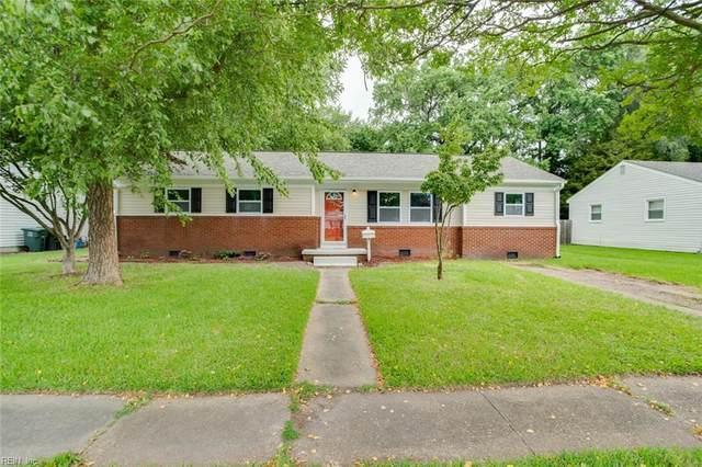 8023 Danbury Dr, Norfolk, VA 23518 (#10389755) :: Momentum Real Estate