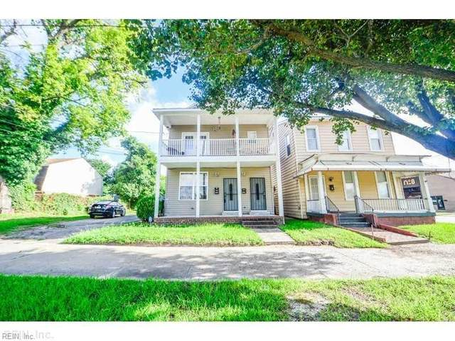 216 E Berkley Ave, Norfolk, VA 23523 (#10389815) :: Berkshire Hathaway HomeServices Towne Realty