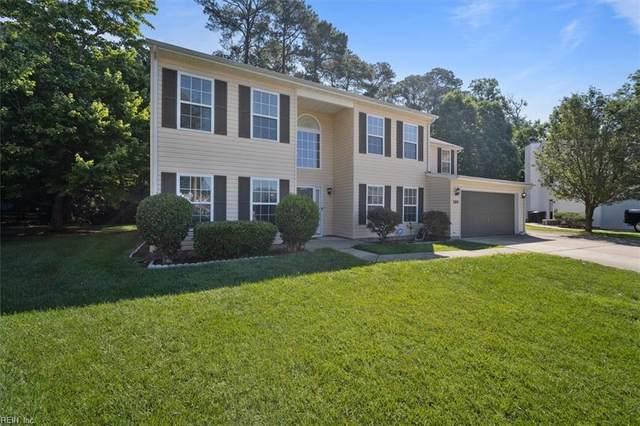 280 Sherbrooke Dr, Newport News, VA 23602 (#10389825) :: Momentum Real Estate