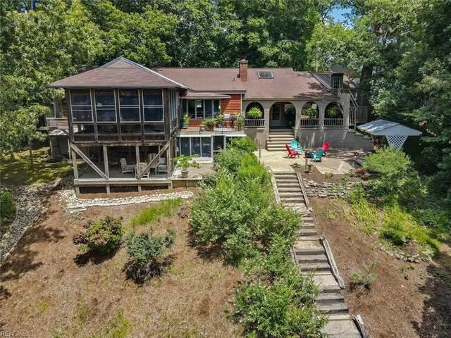 284 Paulette Dr, Newport News, VA 23608 (#10389830) :: Berkshire Hathaway HomeServices Towne Realty
