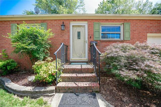 458 Beaumont St, Hampton, VA 23669 (#10389843) :: The Bell Tower Real Estate Team