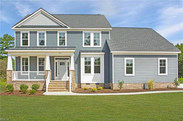 115 Willet Way, Newport News, VA 23606 (#10389879) :: Berkshire Hathaway HomeServices Towne Realty