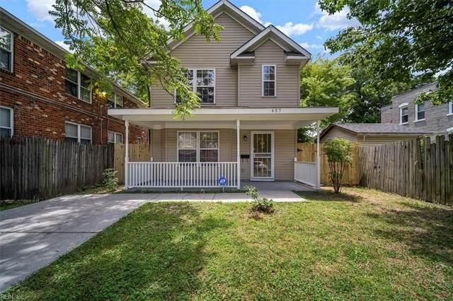 407 W 28th St, Norfolk, VA 23508 (MLS #10389885) :: Howard Hanna Real Estate Services