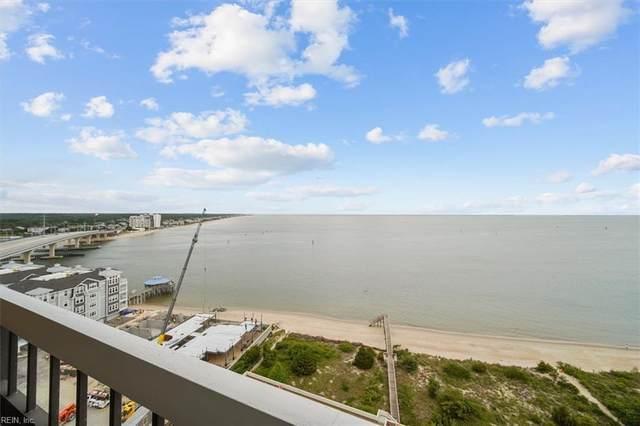 3300 Ocean Shore Ave #1505, Virginia Beach, VA 23451 (MLS #10389887) :: Howard Hanna Real Estate Services
