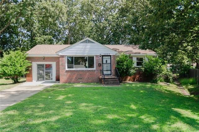 1003 Lyndon Cir, Newport News, VA 23605 (#10389891) :: Berkshire Hathaway HomeServices Towne Realty
