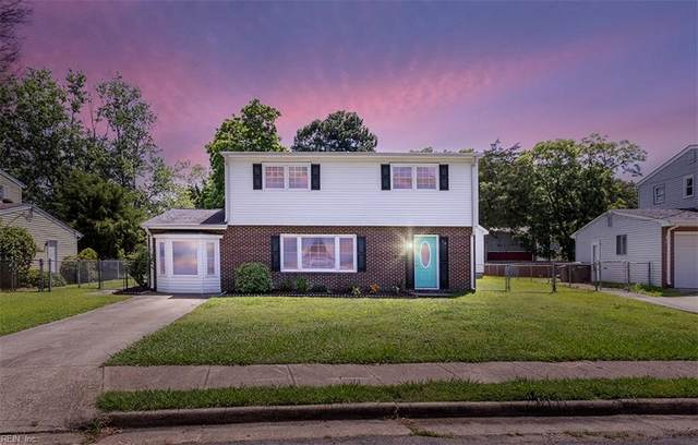 19 Southwind Dr, Hampton, VA 23669 (#10389907) :: The Bell Tower Real Estate Team