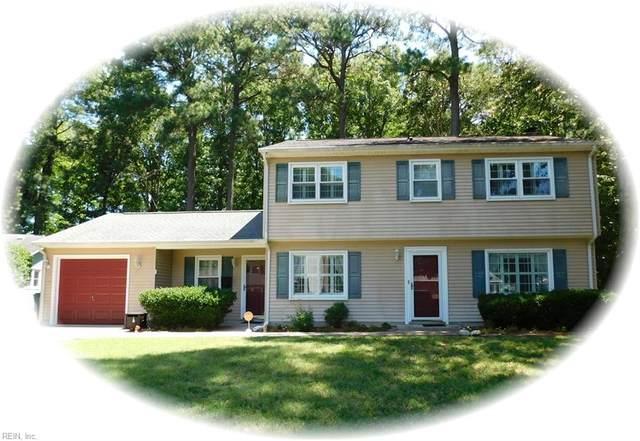 620 Village Green Pw, Newport News, VA 23602 (#10389908) :: Berkshire Hathaway HomeServices Towne Realty