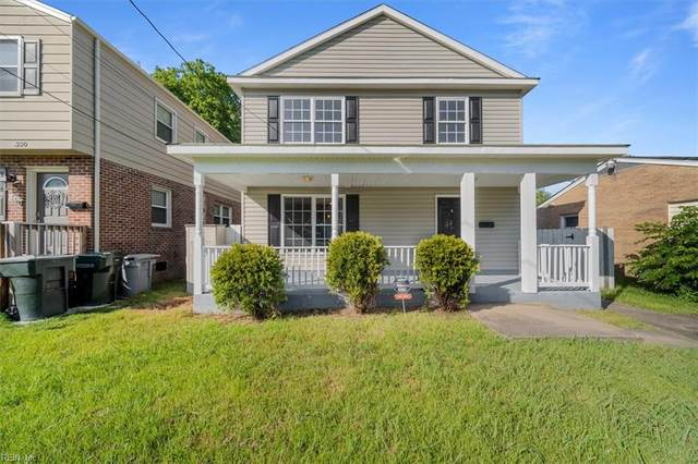 328 Catalpa Ave, Hampton, VA 23661 (#10389919) :: Crescas Real Estate