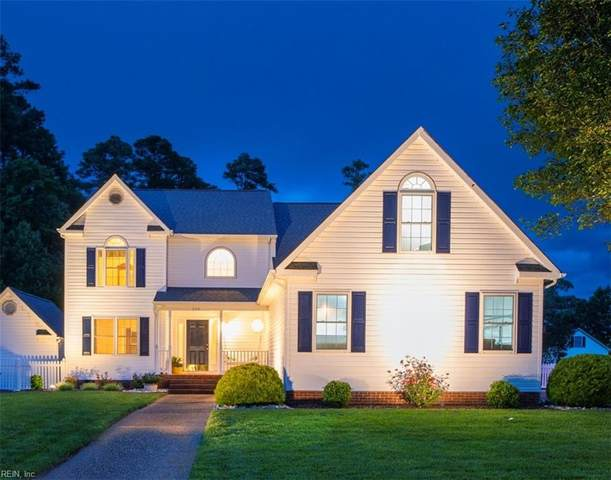 200 Halles Rn, York County, VA 23693 (#10389932) :: The Bell Tower Real Estate Team