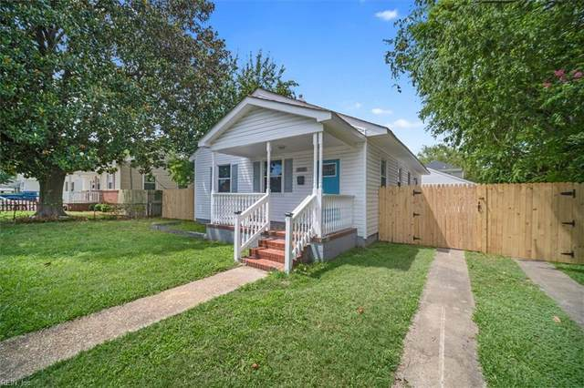 3228 Knox St, Portsmouth, VA 23704 (#10389949) :: RE/MAX Central Realty
