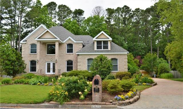 1011 Forest Lakes Cir, Chesapeake, VA 23322 (#10389954) :: Crescas Real Estate
