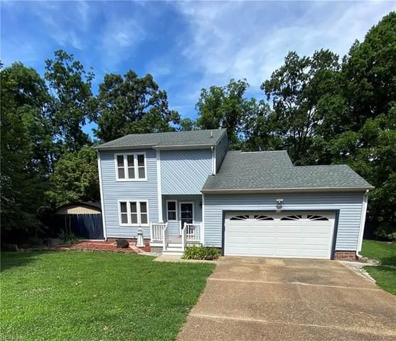 245 Windsor Castle Dr, Newport News, VA 23608 (#10389955) :: Rocket Real Estate