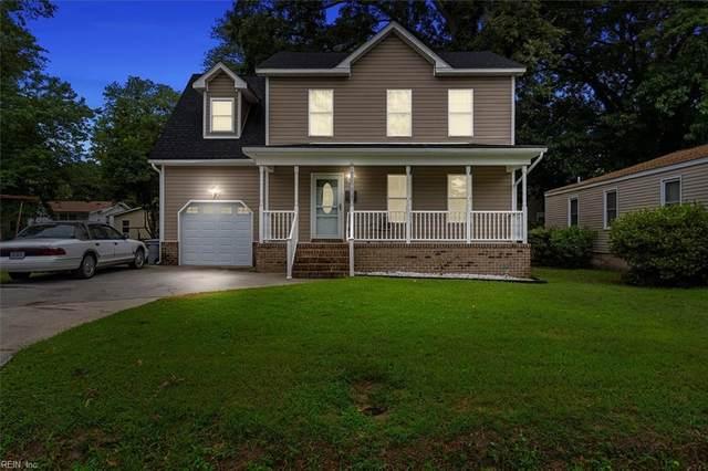 609 Delaware Ave, Hampton, VA 23661 (#10389963) :: Rocket Real Estate