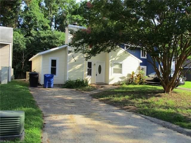3844 Georgia Ct, Portsmouth, VA 23703 (#10389964) :: Crescas Real Estate