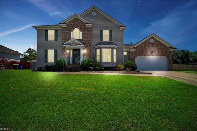 705 Terrace Dr, Newport News, VA 23601 (#10389991) :: Judy Reed Realty