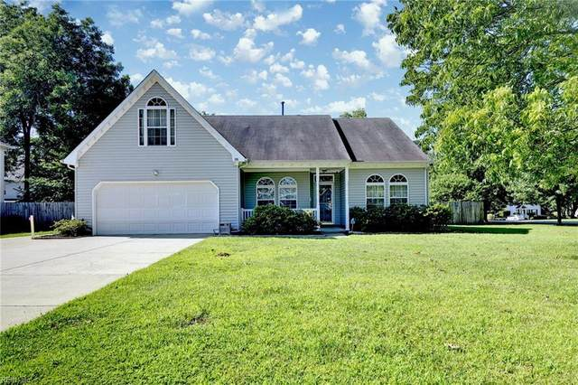 108 Eastwood Dr, Newport News, VA 23602 (#10389995) :: Berkshire Hathaway HomeServices Towne Realty