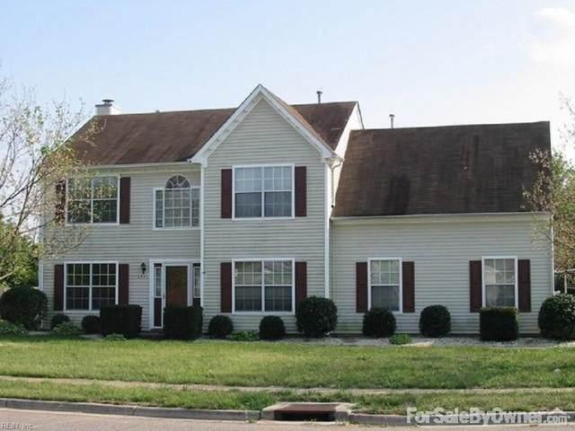 1341 Hillside Ave, Chesapeake, VA 23322 (#10390000) :: Judy Reed Realty