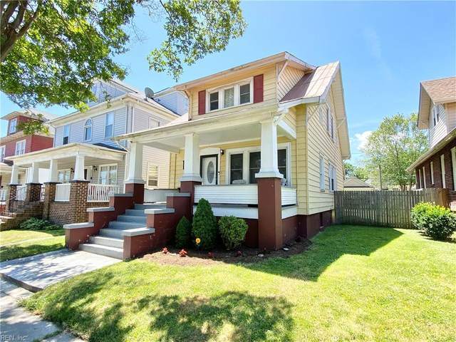 225 Hough Ave, Norfolk, VA 23523 (#10390001) :: Berkshire Hathaway HomeServices Towne Realty
