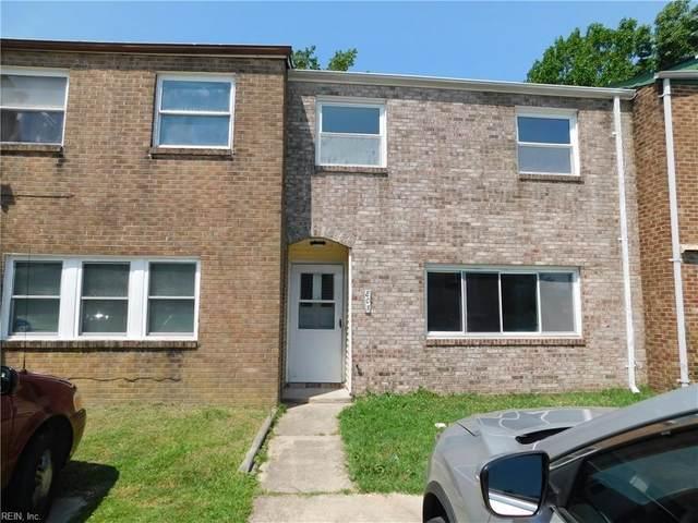 803 Sutton Pl, Virginia Beach, VA 23464 (#10390031) :: The Kris Weaver Real Estate Team