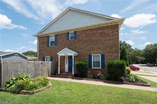 532 Mill Landing Rd, Chesapeake, VA 23322 (#10390044) :: Berkshire Hathaway HomeServices Towne Realty