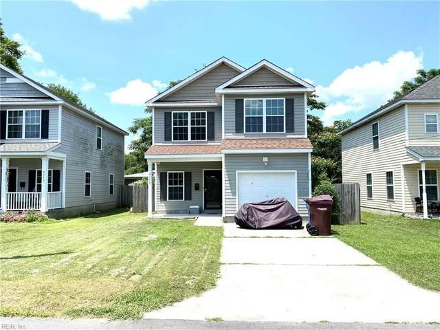 4177 Williamson St, Chesapeake, VA 23324 (#10390063) :: The Bell Tower Real Estate Team