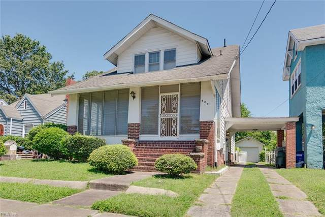 424 New York Ave, Norfolk, VA 23508 (#10390071) :: Berkshire Hathaway HomeServices Towne Realty