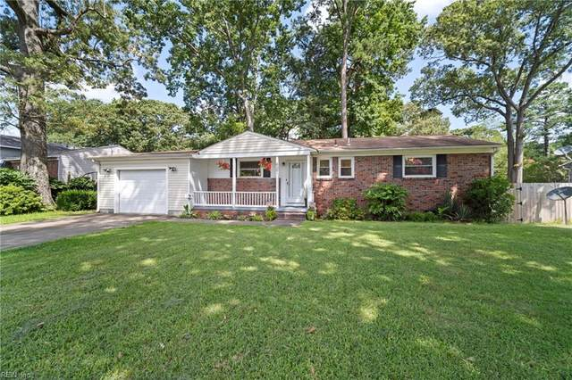 8301 Capeview Ave, Norfolk, VA 23518 (#10390085) :: RE/MAX Central Realty