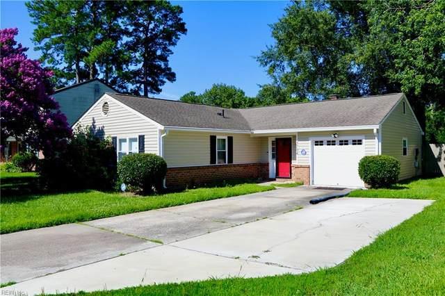 3704 Pinebark Rd, Portsmouth, VA 23703 (#10390107) :: Berkshire Hathaway HomeServices Towne Realty