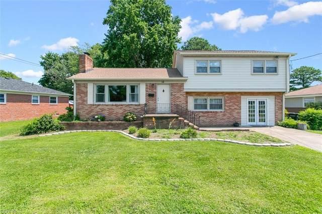 12 Woodbridge Dr, Hampton, VA 23666 (#10390115) :: The Kris Weaver Real Estate Team