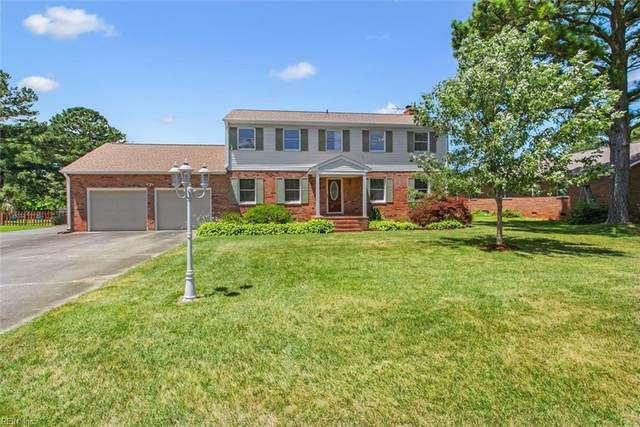 16 Trottwood Dr, Poquoson, VA 23662 (#10390117) :: Berkshire Hathaway HomeServices Towne Realty