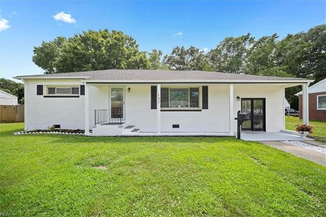 137 Woods Rd, Newport News, VA 23601 (#10390129) :: Team L'Hoste Real Estate