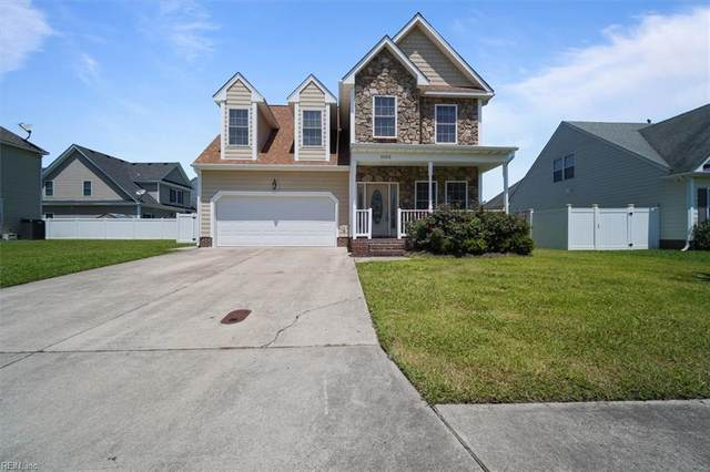 1033 Snead Dr, Suffolk, VA 23434 (#10390149) :: The Bell Tower Real Estate Team