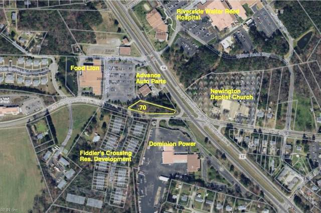 .70 Ac Fiddlers Green Rd, Gloucester County, VA 23061 (#10390153) :: The Bell Tower Real Estate Team