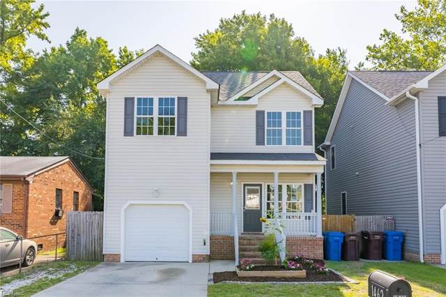 1462 Oliver Ave, Chesapeake, VA 23324 (#10390177) :: Momentum Real Estate