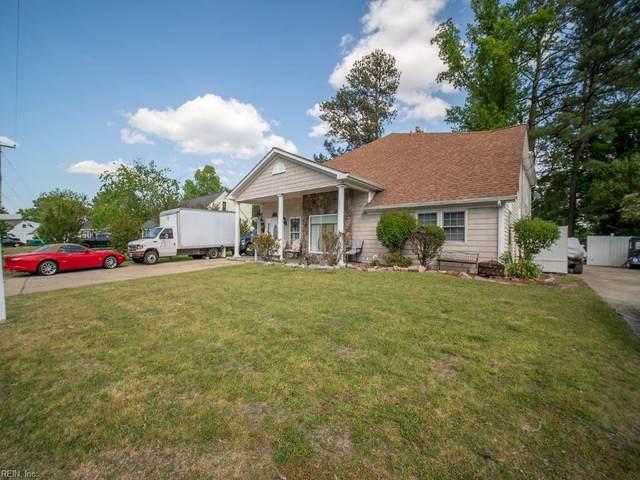 830 Round Bay Rd, Norfolk, VA 23502 (MLS #10390188) :: Howard Hanna Real Estate Services